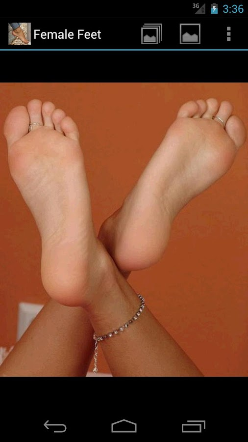 Female Feet - screenshot