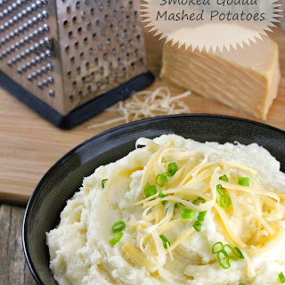 Smoked Gouda Mashed Potatoes