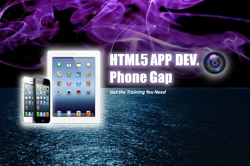 Training HTML5 Dev PhoneGap