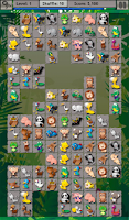 Screenshot of Match Mania 2: The Jungle