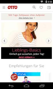 OTTO - Mode & Fashion-Shopping - screenshot thumbnail