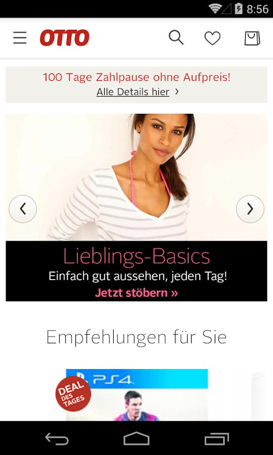 OTTO - Mode & Fashion-Shopping - screenshot