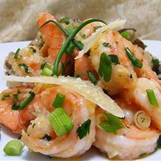 Garlic Cheese Prawn Recipes.