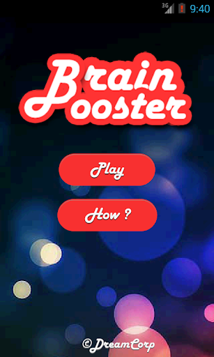 Brain Booster - Math Game