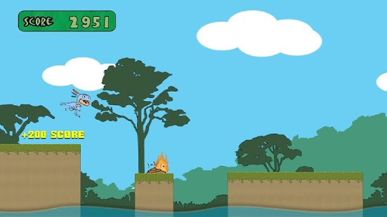 Dino Rush: Tap, Run & Jump- screenshot thumbnail