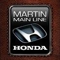 Martin Main Line Honda logo