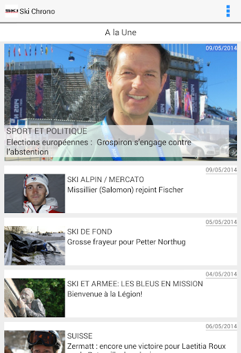 玩新聞App|SkiChrono免費|APP試玩