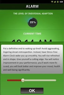Sleep Cycle Weight Loss Alarm - screenshot thumbnail