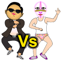 Gangnam  Vs Harlem Shake Game icon