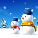 SNOWMAN LiveWallpaper icon