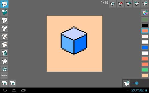 Nes Pixel Art - Animation App