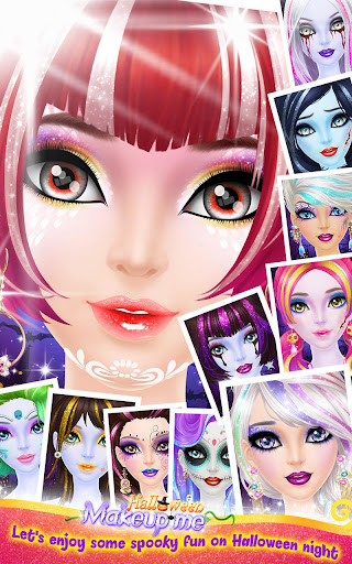 Halloween Makeup Me  screenshots EasyGameCheats.pro 4