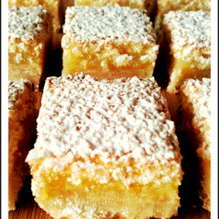Lemon Bars.