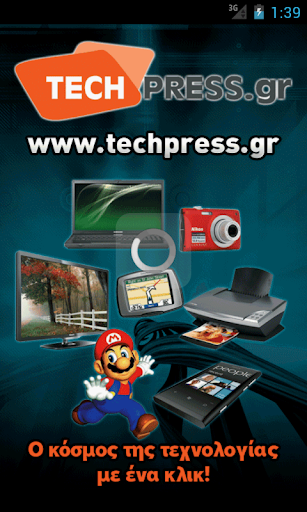 【免費新聞App】Techpress-APP點子