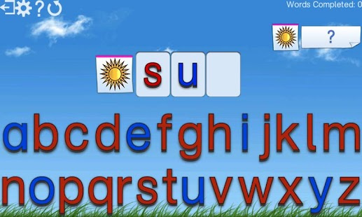 Montessori Words &Phonics Free- screenshot thumbnail