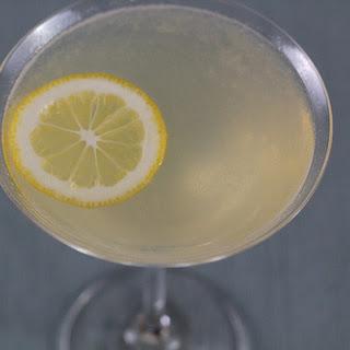 Meyer Lemon Margarita.