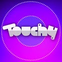 Touchy logo