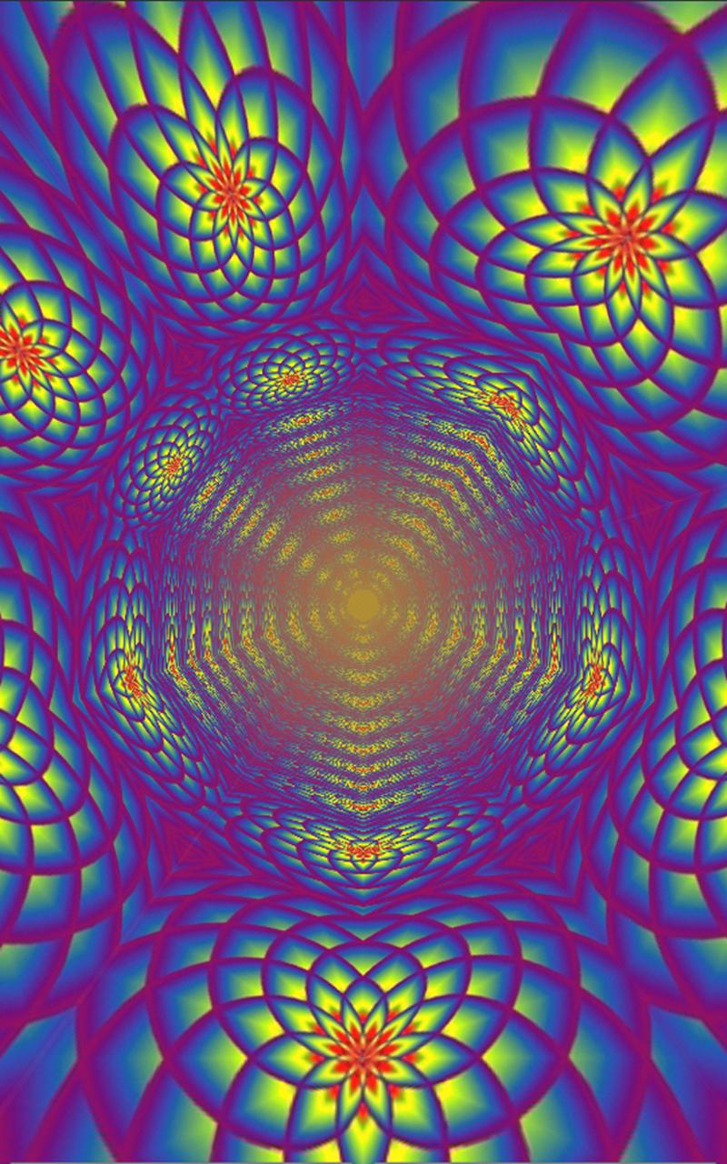 Morphing Tunnels Music Visualizer Screenshot 11