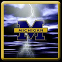 Michigan Wolverines Theme logo