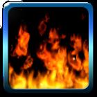 Flames Live Wallpaper (free) icon