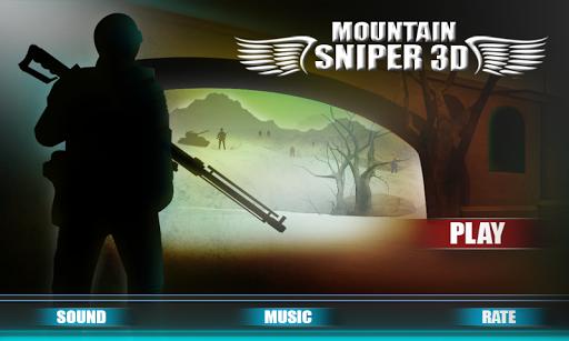 Mountain War Modern Sniper 3D Apk Download Free for PC, smart TV
