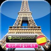 París audioguía