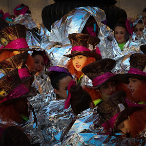 The Mad Hatter by VAM Photography - People Street & Candids ( parade, nyc, places, women,  )