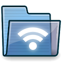 WebSharing File/Media Sync icon