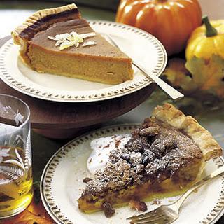 Ginger-Honey Pumpkin Pie