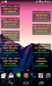 Bitcoinium Prime ★No-Ads★ v1.10.1