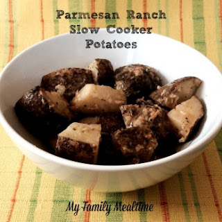 Parmesan Ranch Slow Cooker Potatoes