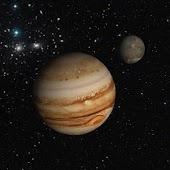 3D Planets Live Wallpaper
