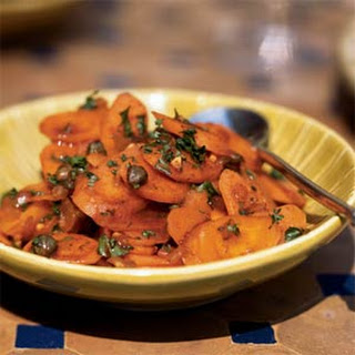 Carrots with Paprika and Capers Recipe