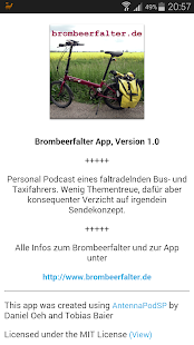 Brombeerfalter- screenshot thumbnail