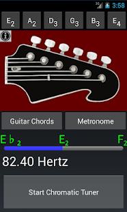 Guitar Tuner N Guitar Chords