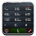 Jeans Theme for exDialer icon