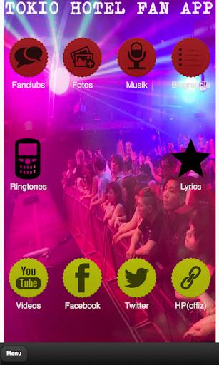 Fan App Tokio Hotel