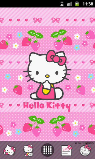 Hello Kitty Strawberry Sweetie
