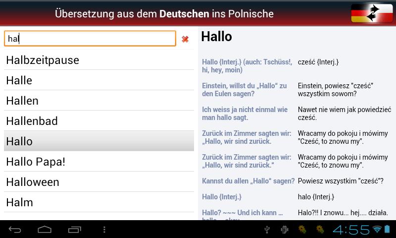 ok google englisch deutsch übersetzer