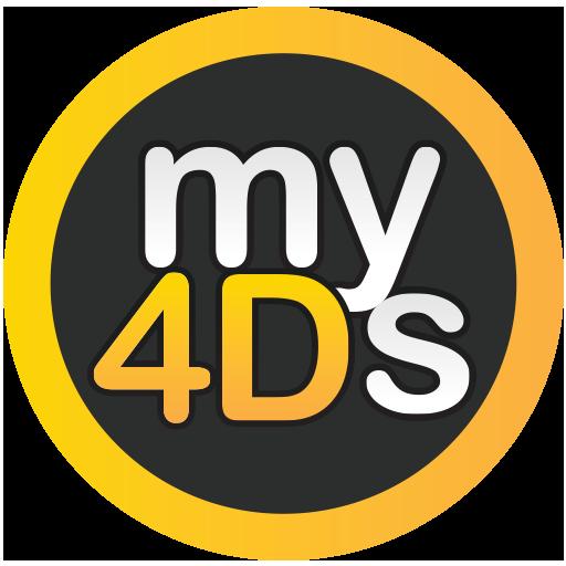 my4Ds-4d,Prediction,Statistic 生活 App LOGO-硬是要APP