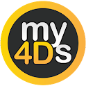 my4Ds-4d,Prediction,Statistic icon