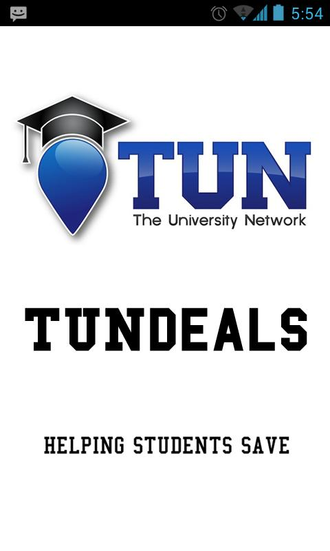 TUNdeals - screenshot