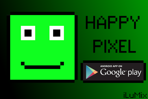 Happy Pixel