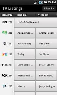 XFINITY TV Remote - screenshot thumbnail