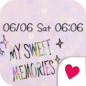 Cute wallpaper★Sweet Memories