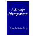 A Strange Disappearance logo