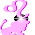 Leo Pink Live Wallpaper logo