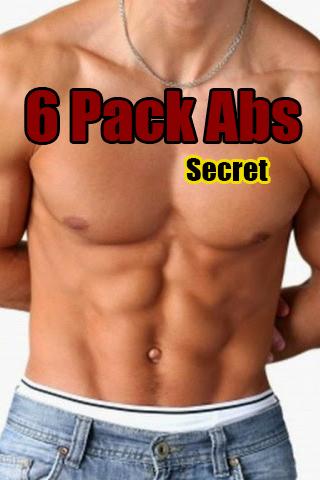 6 Pack Abs Secret