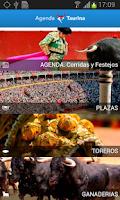 Screenshot of Agenda Taurina