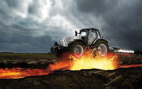 农用拖拉机模拟器